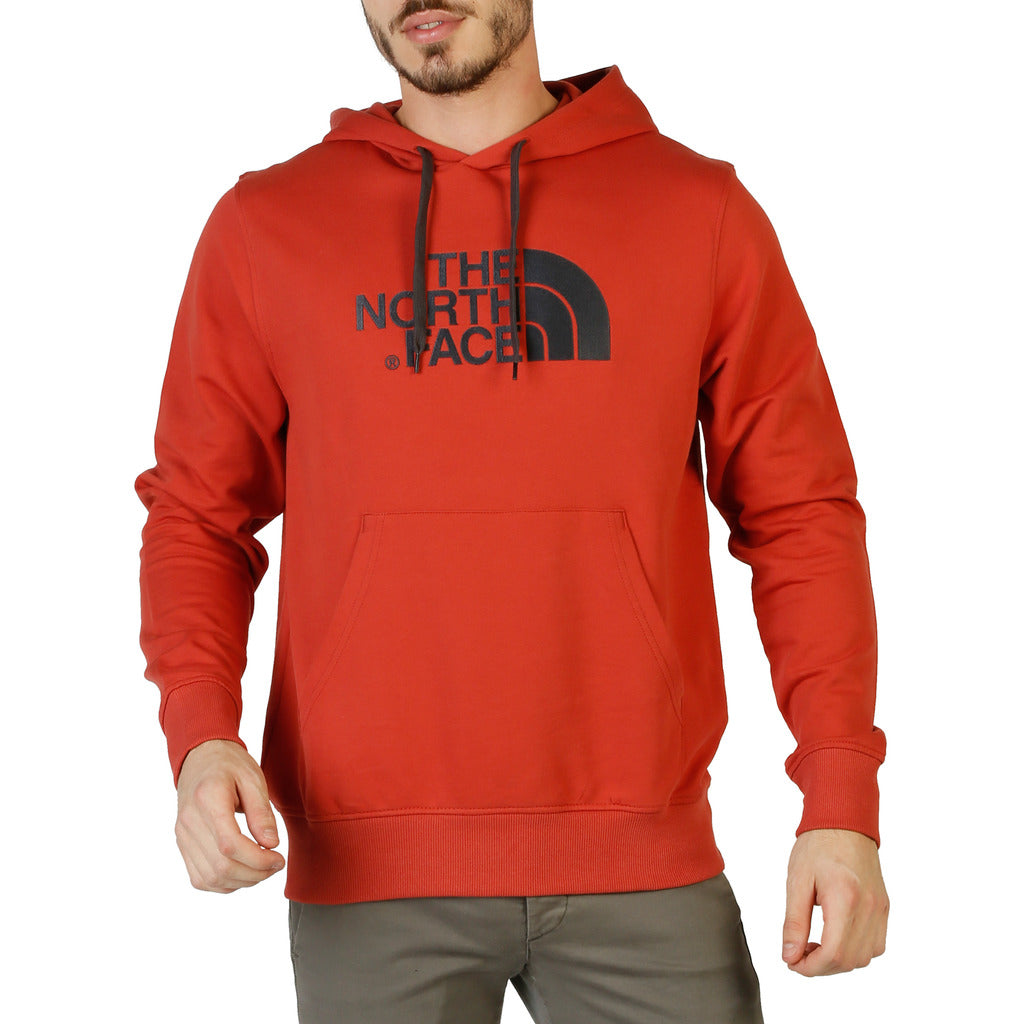 The North Face T0A0TEZBN_LTDREW-PEAK-RED Sweatshirts - Les Bleu Saphire