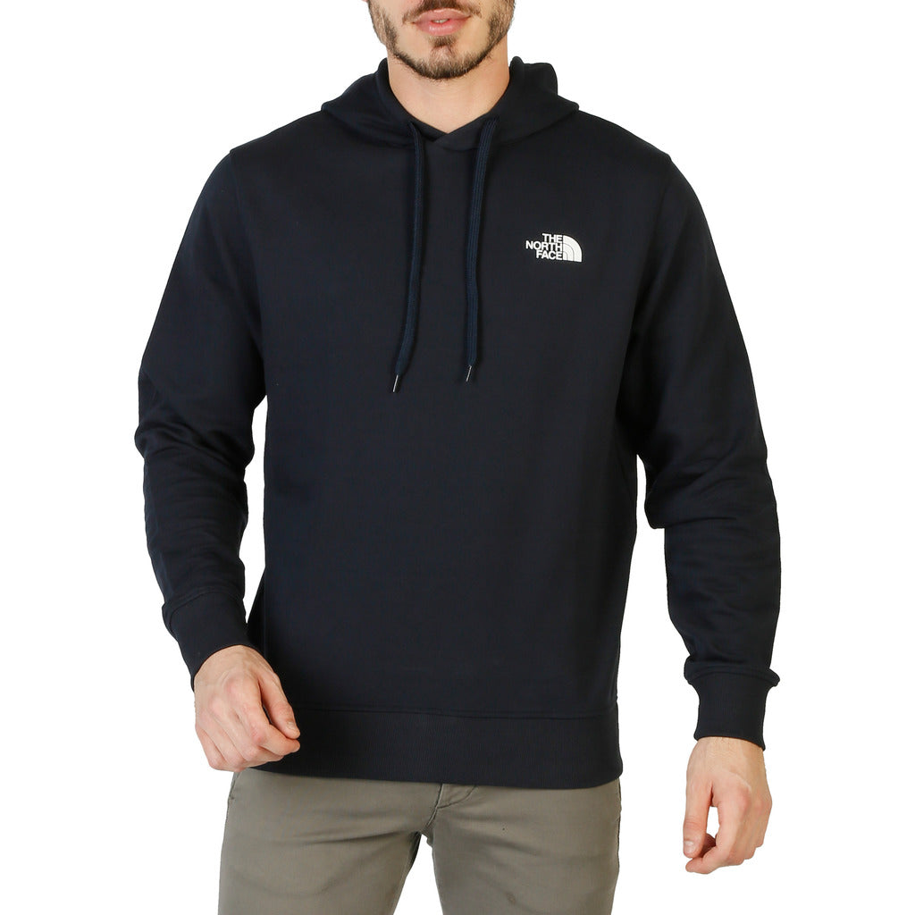 The North Face T92S57H2G_SEA-PEAK-URBAN-NAVY Sweatshirts - Les Bleu Saphire