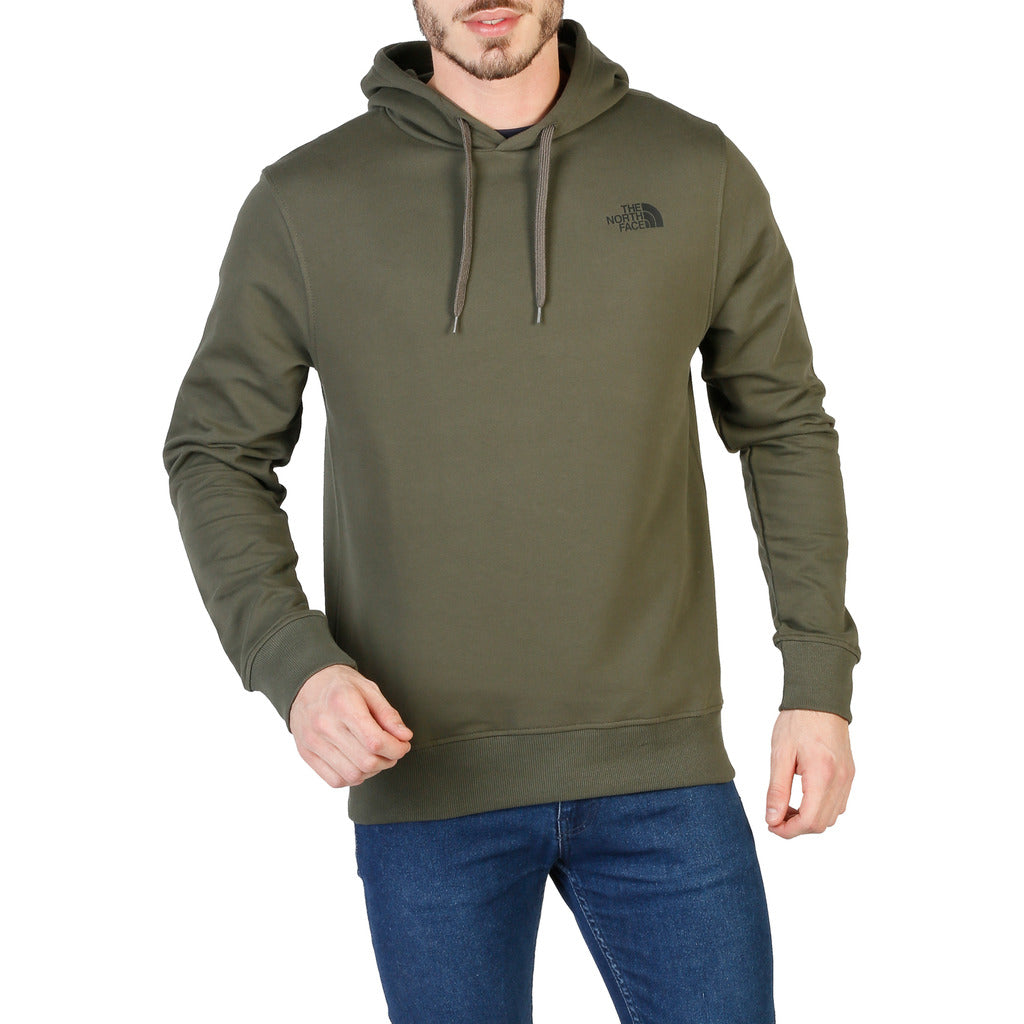 The North Face T92S5721L_DREW-PEAK-TAUPE-GREEN Sweatshirts - Les Bleu Saphire