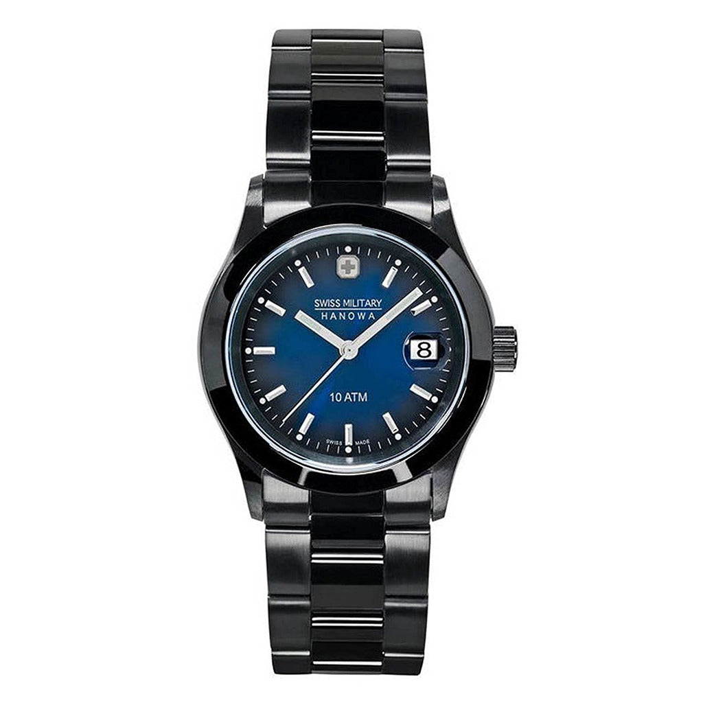 Swiss Military 06-5023_13_059 Watches - Les Bleu Saphire