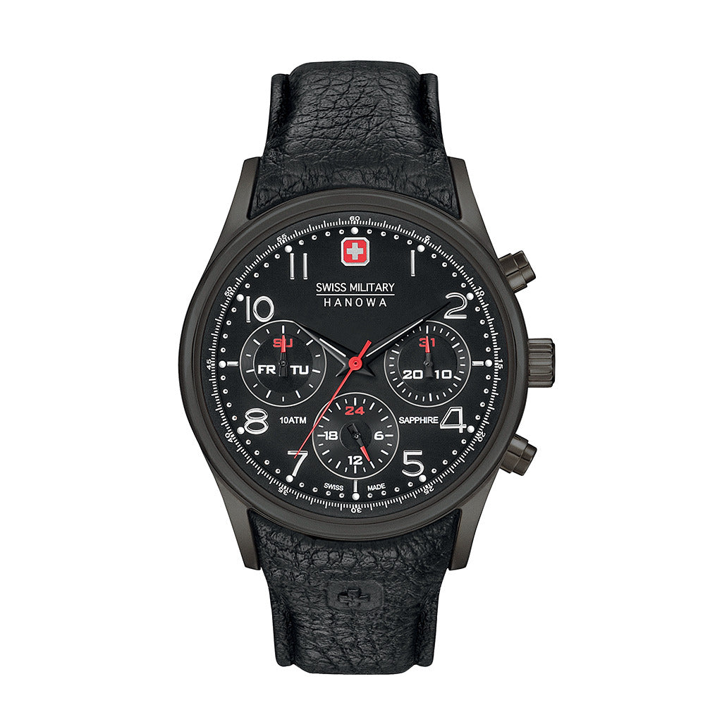 Swiss Military 06-4278_13_007 Watches - Les Bleu Saphire