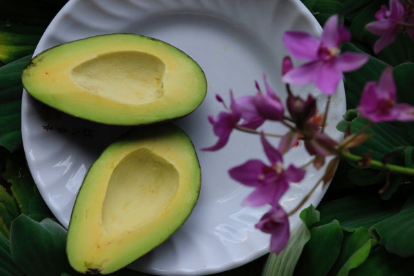 DIY Avocado Hair Mask For Healthy, Shiny Hair