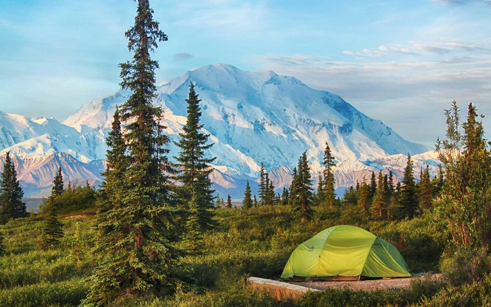 4 Incredible Camping Locations To Visit This Summer!