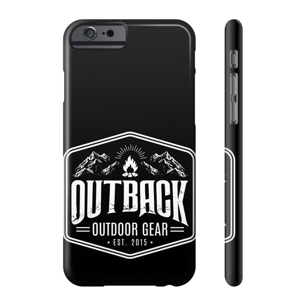 Outback Outdoor Gear Phone Cases - Tough and Slim Models