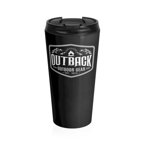 Outback Outdoor Gear Stainless Steel 15oz Travel Mug