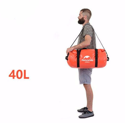 Camping 40L Red Waterproof Bags Outback Outdoor Gear