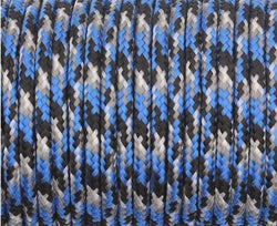 Camping blue camo Paracord Products, Ropes and Straps Outback Outdoor Gear