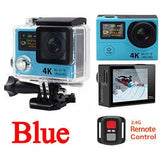 Camping Blue remote control / Standard Action Cameras, Electronics Outback Outdoor Gear