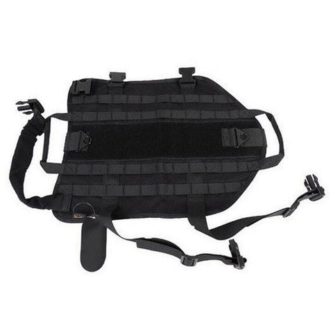 Survival Black / 540X450X10mm Pet Gear, Tactical and Military Outback Outdoor Gear