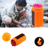 Survival Camping, Fire Starters and Lighters Outback Outdoor Gear