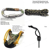 Survival Emergency Gear, Paracord Products Outback Outdoor Gear
