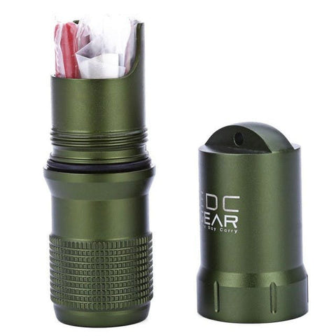 Survival Green Emergency Gear, Fire Starters and Lighters Outback Outdoor Gear