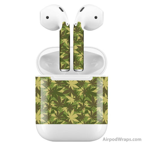 Cannaflage - Airpod Wraps/Skins
