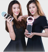 MOBILE BEAUTY LIGHT FOR CAMERA PHONE
