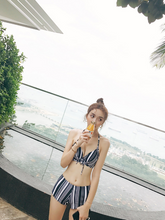FEMALE THREE FASHION SWIMSUIT
