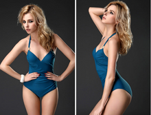 CONSERVATIVE FASHION SLIM SWIMSUIT