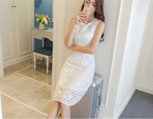 LACE PACK HIP DRESS