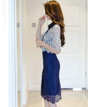 DESSERT SLIM SLIM LACE DRESS