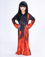 PLAY THE GHOST FLAME DEMON ROBE