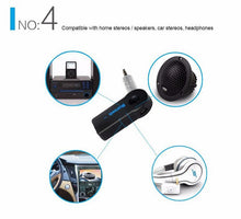 3.5MM BLUETOOTH TO AUX CAR KIT