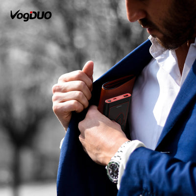 VogDUO launches POWER GO: World's Most Powerful Yet Stylish USB-C Power Bank