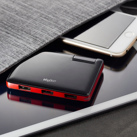 Charger Pro Charges your phones, tablets, and other devices