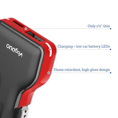 Fast quick car charger for laptops