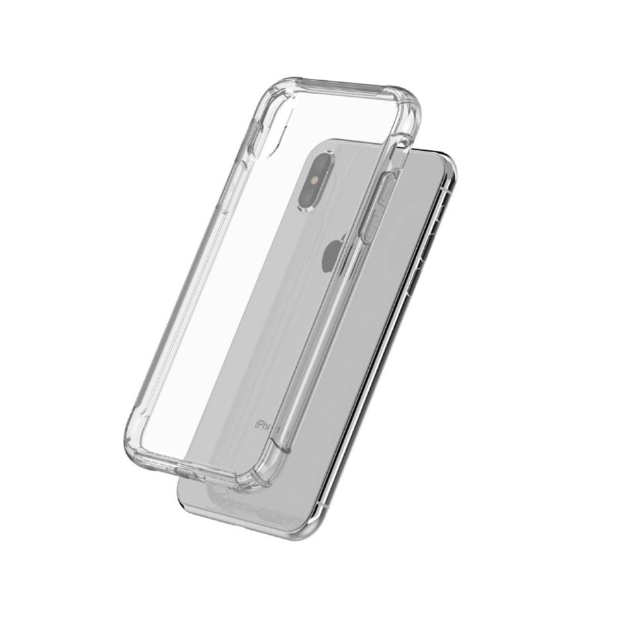 Shell Series Case for iPhone X [Crystal Clear]