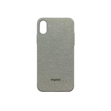 Shell Series Case for iPhone X [Smoky Gray Denim]