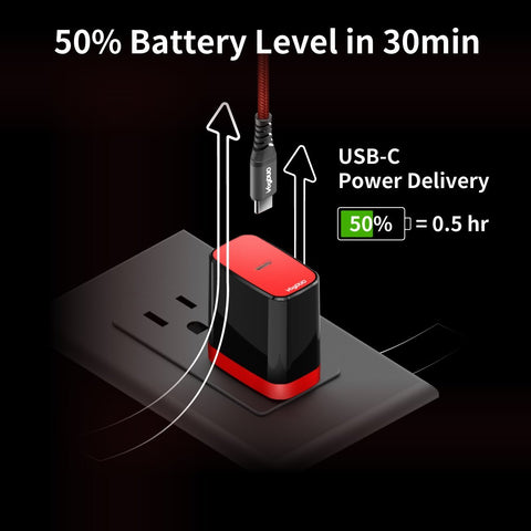 Power Delivery Charging Set (Case Included)
