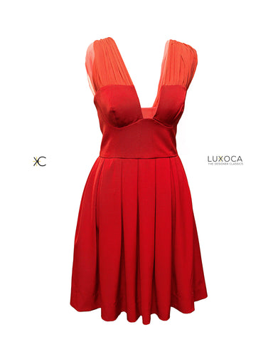 Barkers Woode Red Dress