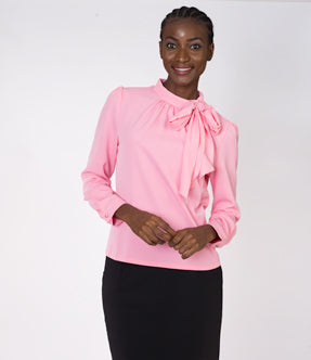 Hopkins Pearl Collar Top