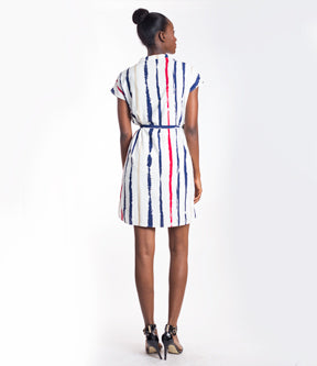 Striped Passion Dress