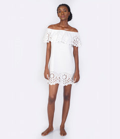White Luminescence Dress