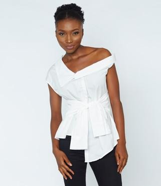 White Asymmetric Top