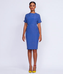 House of CB Sliver Dress UK Medium