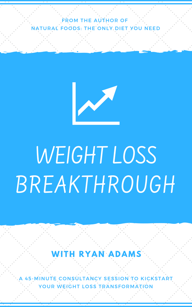 Weight Loss Breakthrough Consultancy Session