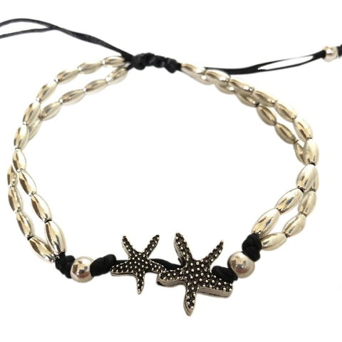 Beautiful Starfish Anklet Bracelet