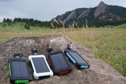 Waterproof Solar Panel Charger