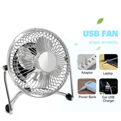 Retro Design USB Fan