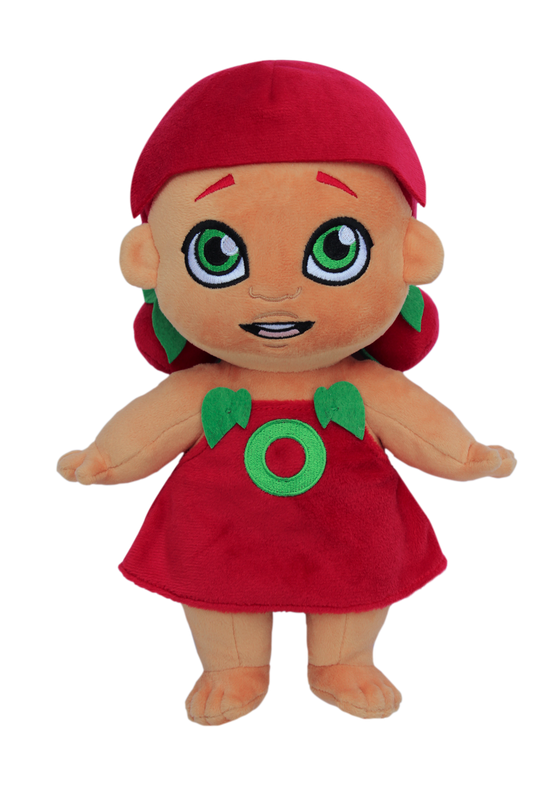 """O"" Talking Doll"