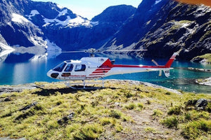 NZ 皇后鎮地區- Queenstown Glacier Southern Lakes Helicopters 皇后鎮直升機觀光