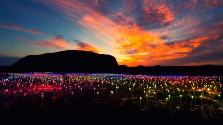 A Night at Field of Light 原野星光晚宴