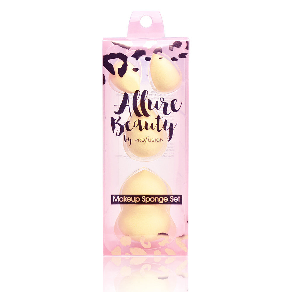 Beauty Sponge Set
