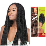 X-Pression Premium Ultra Braiding Hair - 82 in