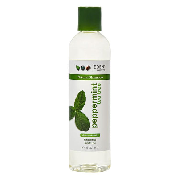 EDEN BodyWorks Peppermint Tea Tree Shampoo - 8 oz