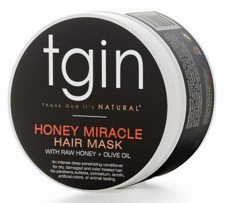 TGIN Honey Miracle Hair Mask - 12 oz