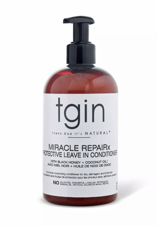 TGIN Miracle RepaiRx Protective Leave in Conditioner - 13 oz