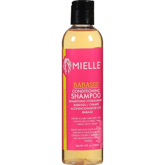 Mielle Babassu Conditioning Shampoo - 8 oz