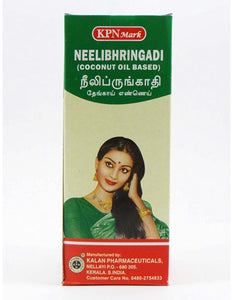 Neelibhringadi Hair Oil - 10.4 oz